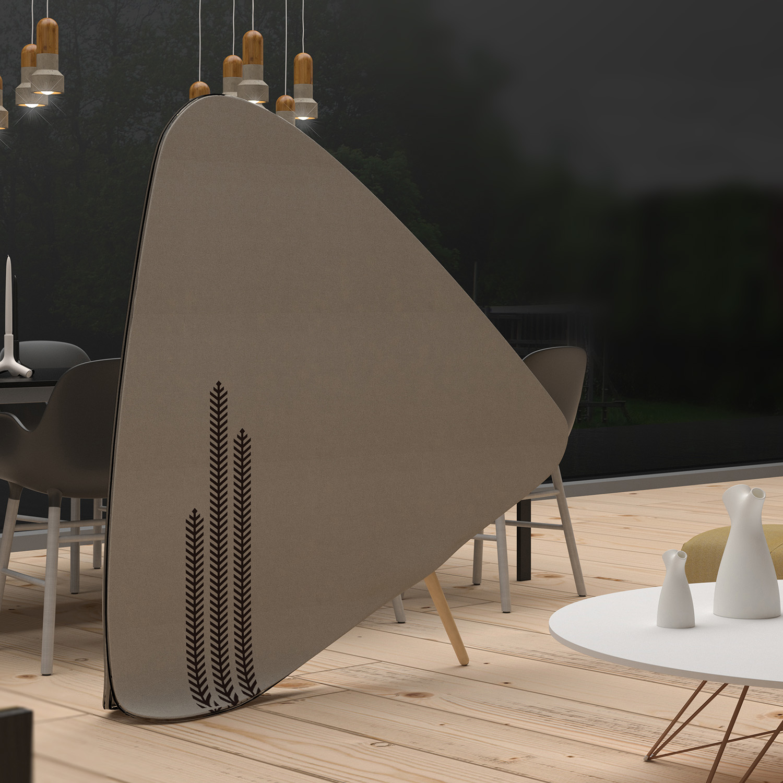 Dian Room Divider 01 – Pourya Studio
