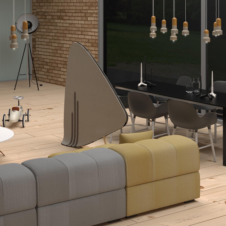 Dian Room Divider 02 – Pourya Studio