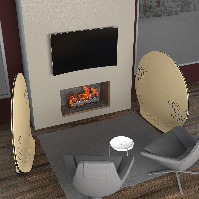 Dian Room Divider 04 – Pourya Studio