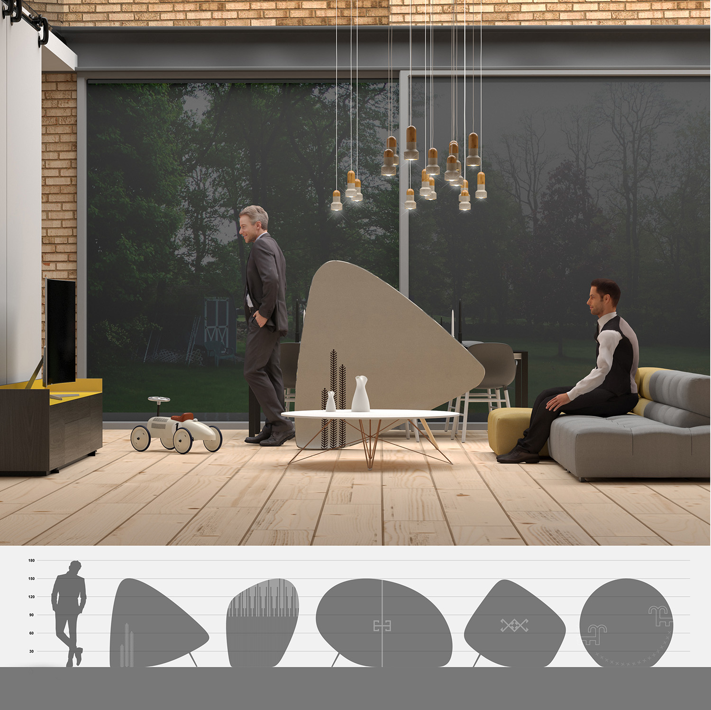 Dian Room Divider 05 – Pourya Studio