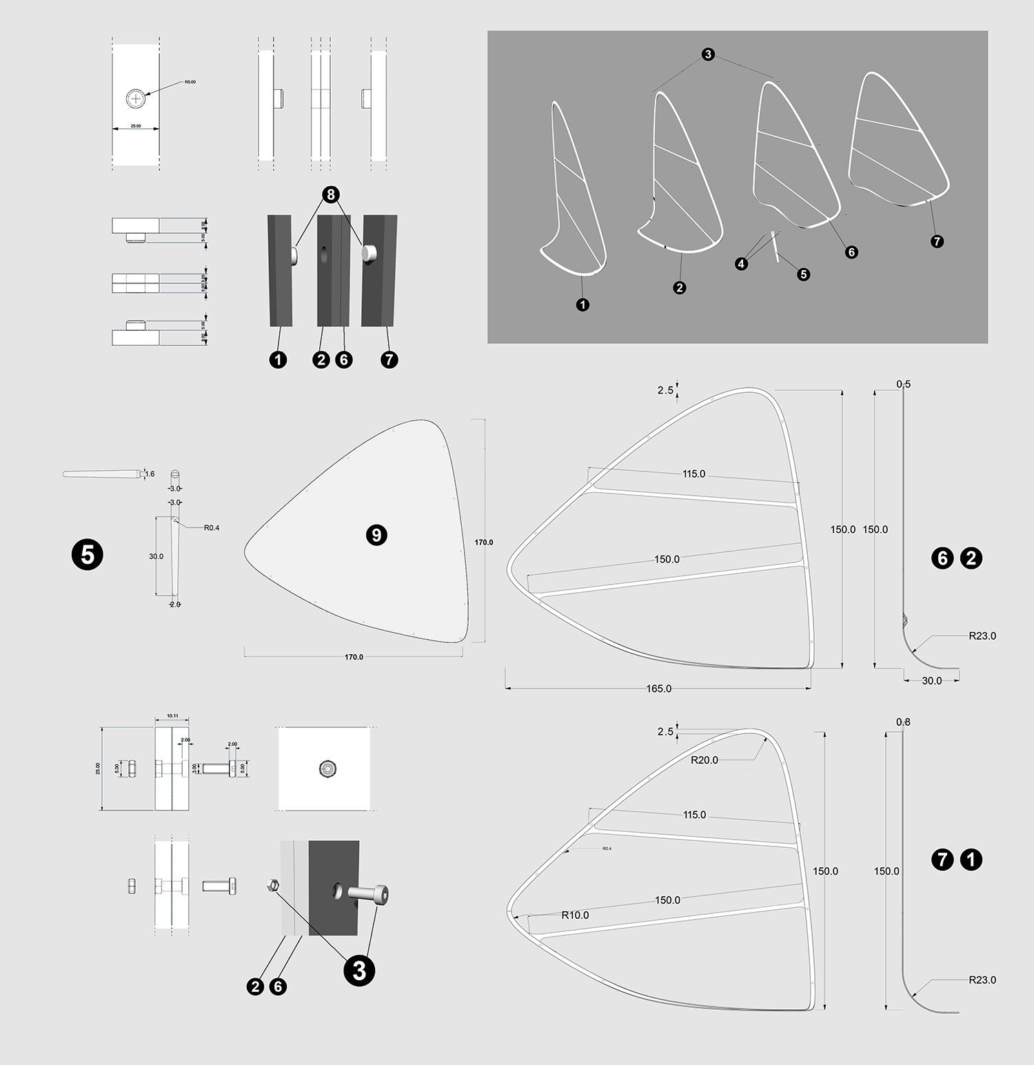 Dian Room Divider 07 – Pourya Studio